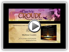 George Maida Interviews Matthew Costello on WCVE's the Electric Croude August 30, 2014